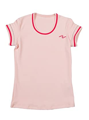 Naffta Camiseta Manga Corta Blane (Rosa Claro / Fucsia)
