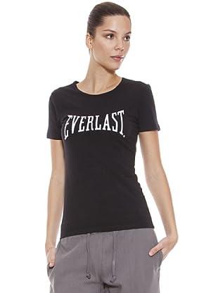 Everlast Camiseta Cloud (Negro)