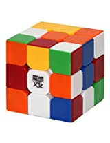 MoYu AoLong V2 3x3x3 Speed Cube Stickerless (Red) Enhanced Edition