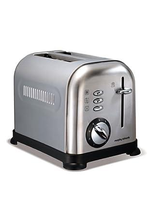 MORPHY RICHARDS  Toaster MR44328 silberfarben
