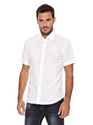 Paul Stragas Camisa Hombre Polk (Blanco)