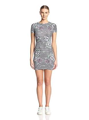 French Connection Women's Bonita Stripe Dress