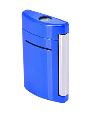 DuPont Lighters Lacquer and Chrome Lighter Excluding Lighter Fluid, Blue