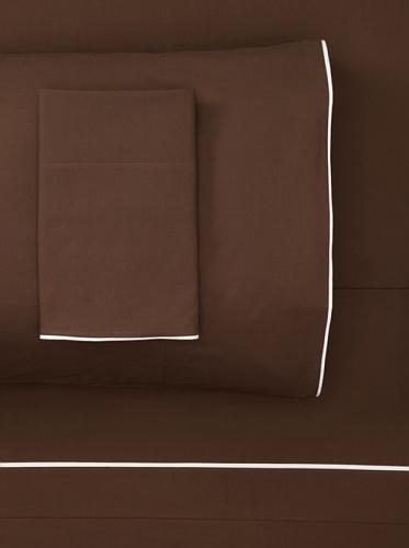 Org OM Sheet Set (Chocolat)