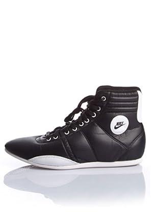 Nike Zapatillas Hijack Mid (Negro / Blanco)