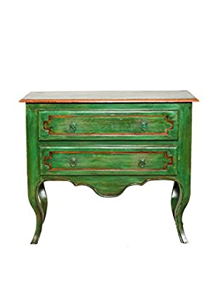 Avery Dresser, Jade/Green