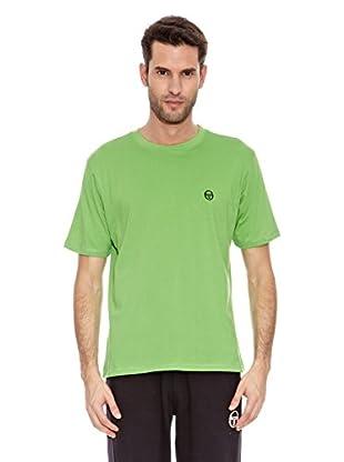 Sergio Tacchini Camiseta Manga Corta Daiocco Camiseta Manga Corta Daiocco (Verde)