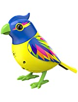 Silverlit Digi Birds with Whistle Ring, Yellow