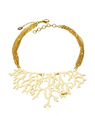 Amrita Singh Collar Coral Branch