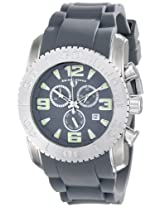 Swiss Legend Men's 10067-014 Commander Analog Display Swiss Quartz Grey Watch