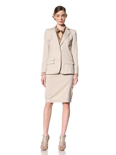 Magaschoni Women's Blazer (Mica)