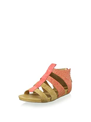 Australia Luxe Collective Women's Alegra Open Sandals (Tan/Poppy)