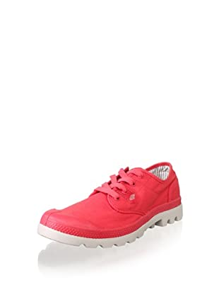 Palladium Men's Pampa Oxford Lite Sneaker (Poinsettia/Vapor)