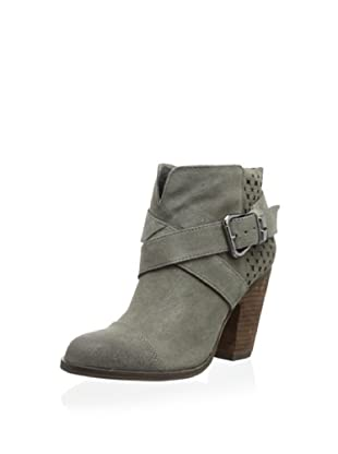 Betsey Johnson Women's Neeto Ankle Bootie (Taupe)
