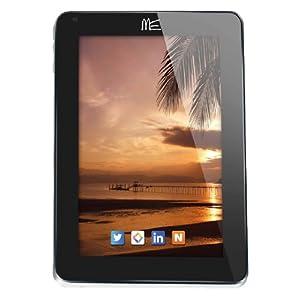 HCL ME U2 Tablet (WiFi, 3G via Dongle), White