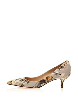 Dolce & Gabbana Zapatos Salón Flores (Multicolor)