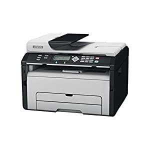 RICOH SP 200S Monochrome Multifunction Laser Printer