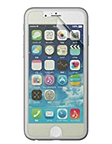 Elecom Zeroshock Screenguard Anti-reflective type for iPhone 6, clear