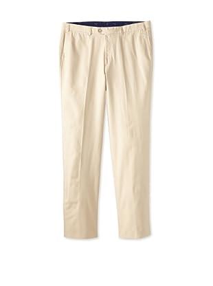 Hiltl Men's Casual Pant (Cream)