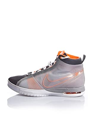 Nike Zapatillas (Gris / Rojo / Negro)