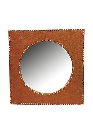 Novità Home Wandspiegel Mirror ziegelrot