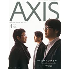 AXIS (ANVX) 2012N 04 [G]