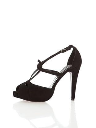 Caramelo Zapatos Fantasía (Negro)