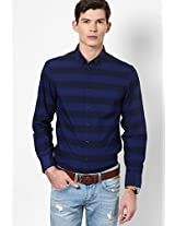 Blue Regular Fit Casual Shirt Tommy Hilfiger
