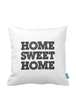 Your Living Room Kissen weiß/schwarz