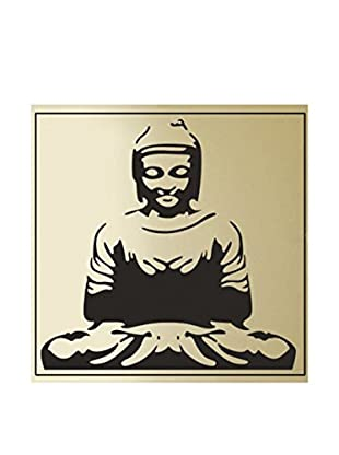 LO+DEMODA Wandtattoo Buddha
