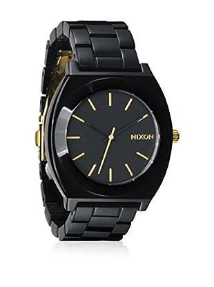 Nixon Uhr mit japanischem Uhrwerk Man Time Teller  37 mm