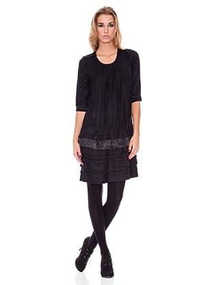Tonalá Vestido Dijon (Negro)