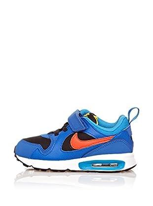 Nike Zapatillas Air Max Trax (Tdv) (Azul / Rojo)