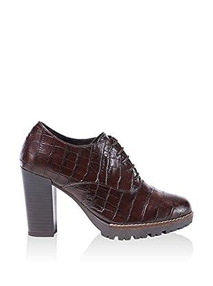 UMA Zapatos de cordones Melita