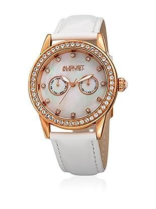 August Steiner Uhr mit japanischem Quarzuhrwerk Woman AS8234WT 39.0 mm