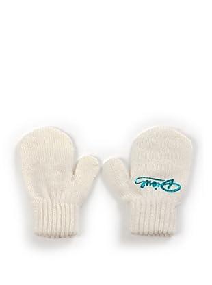 Diesel Kid Handschuhe (Creme)