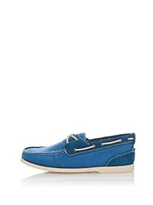 Rockport Mocasines Casual Eye Boat (Azul)