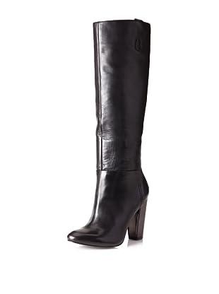 Sigerson Morrison Women's Gavin Knee Boot (Black)