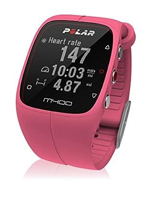 Polar Fitness-Armband M400 Hr rosa