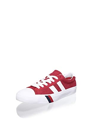 PRO-Keds Men's Royal Master Fashion Sneaker (Red)