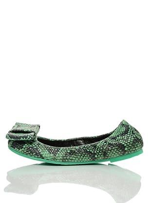 Furla Bailarinas Kalika Fiocco (Verde)