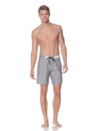 Rhythm Men's Ounce Swim Short (Black)