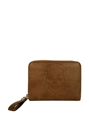 Davidelfín Cartera Small Wallet (Marrón)