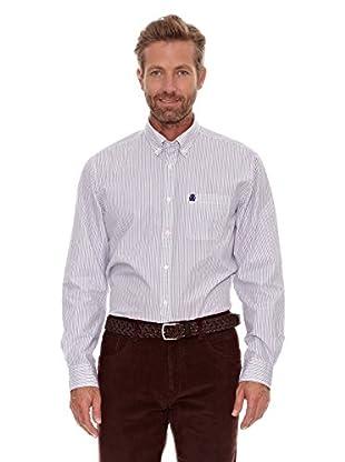 Cortefiel Camisa Fina (Rojo)