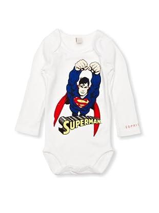 ESPRIT Body 043EENT004 Superman (Blanco)