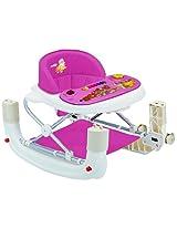Farlin Walker/Rocking Chair (Pink)