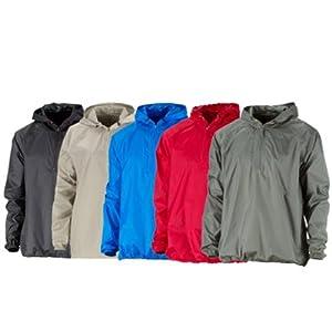 Quechua Raincut Jacket - Red