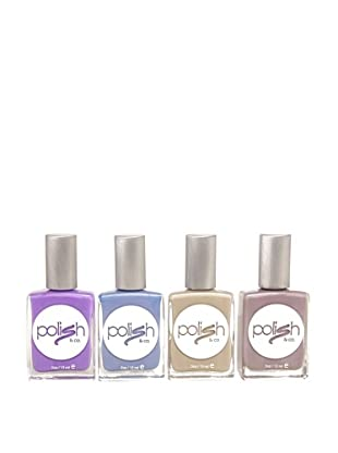 Polish & Co. Dinner Party 4-Piece Nail Lacquer Collection