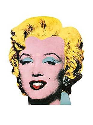 ARTOPWEB Wandbild Warhol Shot Blue Marilyn, 1964