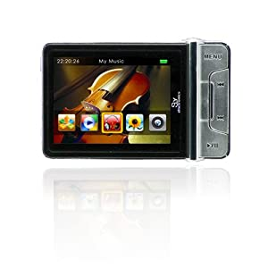Ematic 4GB Video MP3 Player - Black